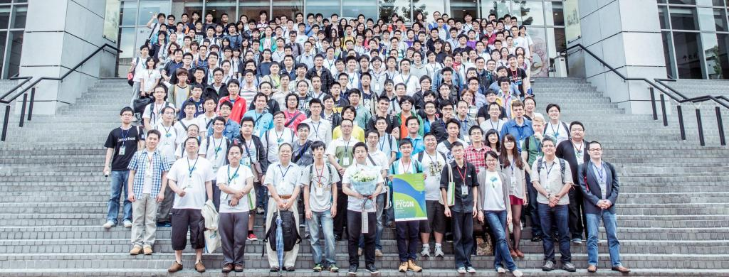 PyCon APAC 2014 Group Photo